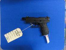 Walther Model P22Q Pistol, 22 LR cal, SR#Z126593, 4