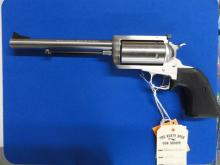 Magnum Research Model BFR Revolver, 45 Colt / 410 ga cal, SR#BR01270, 7.5