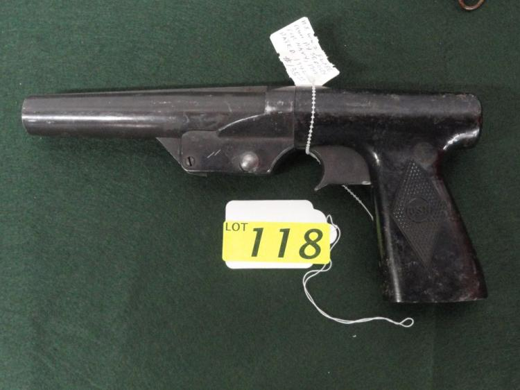 1942 DATED U.S. WWII FLARE GUN BY SEDGLEY FOR NAVY