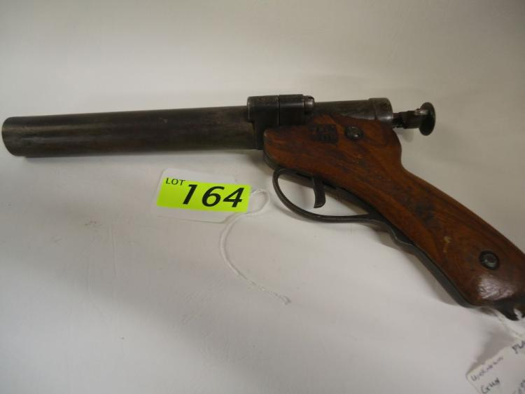 UNKNOWN EARLY FLARE GUN