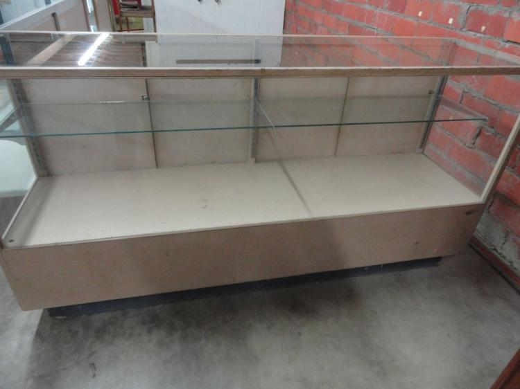 GLASS RETAIL/JEWELRY DISPLAY CABINET- CAN NOT SHIP