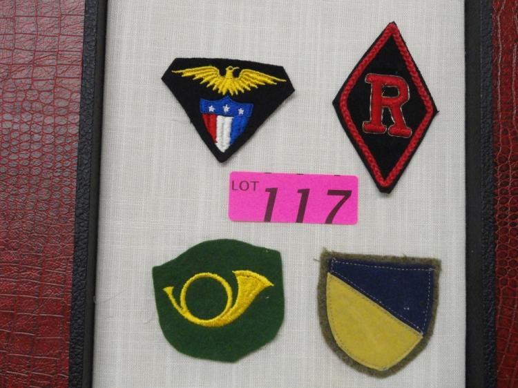 WW1 US Army Motor Transport Corps Patch #32868057