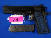 COLT COMPETITION GOVERNMENT MODEL SEMI-AUTOMATIC 1911 PISTOL,