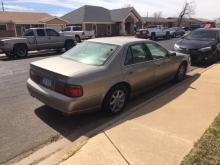 2003 CADILLAC SEVILLE @ 95,000 MILES