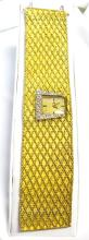 RARE LADIES 18KT GOLD AND DIAMOND EBEL WATCH: