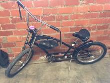 (1) VELO ELECTRA GHOSTRIDER CUSTOM BICYCLE FATTI-O 24 X 30 TIRE