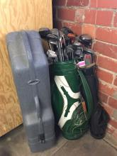 GOLF ITEMS: