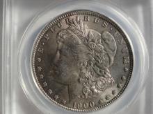 1900-O ANACS MORGAN SILVER DOLLAR MS64