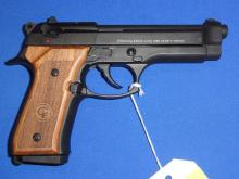 CHIAPPA MOD. M9-22 SEMI-AUTO PISTOL, SR # 12C66949, .22 LR CAL. BLACK FINISH, 5