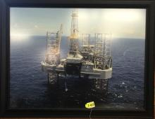 OFFSHORE RIG PHOTO