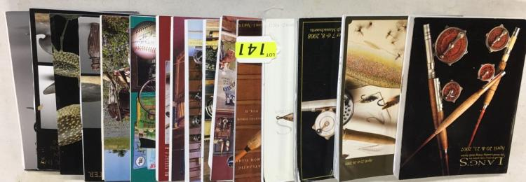 (17) SPORTING GOODS BOOKS: