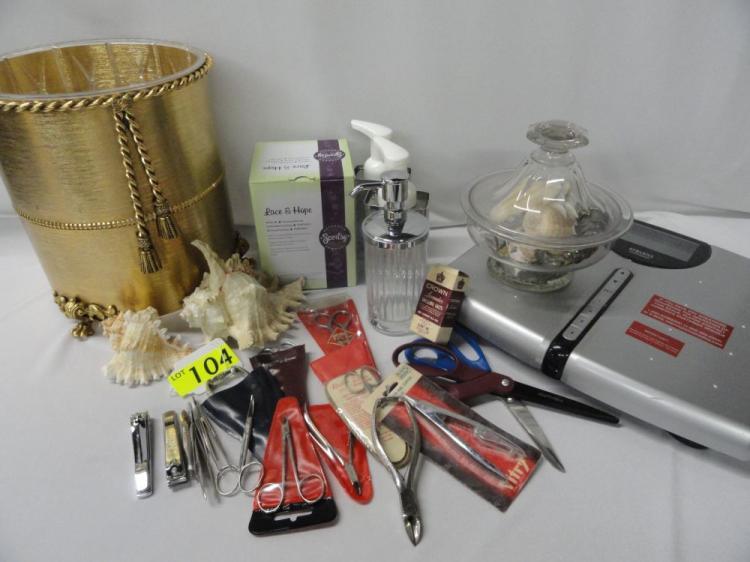 Lot of bathroom vanity items for Bathroom decor midland