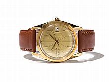 Nivada Antarctic Wristwatch, Switzerland, Around 1965