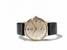 Cyma Chronometer Wristwatch, Switzerland, Around 1950