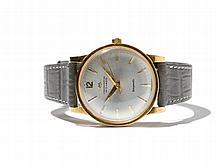 Movado Chronometer Watch, Switzerland, Around 1960