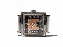 Unmarked Wristwatch, Switzerland, Around 1950