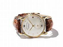 Marvin Chronometer Wristwatch, Switzerland, Around 1955