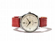Laco Chronometer Wristwatch, Germany, Around 1955