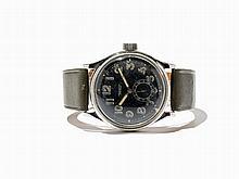 Movado Military Vintage Wristwatch, Ref. 12717, C. 1940