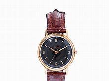 Invicta Antimagnetic Gold Wristwatch, Switzerland, C. 1950