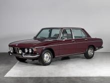 BMW 2500 Limousine, Model Year 1972