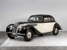 BMW 327 Coupé, Model Year 1940