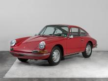 Porsche 911 2.0 SWB Matching Numbers, Model Year 1966