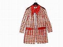 Thomas Bayrle, Multiple, Red Raincoat, Germany, 1968