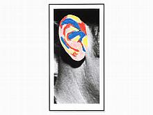 John Baldessari, Giclée Print, Beethoven's Ear, USA, 2007