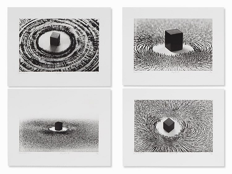 Ahmed Mater, Magnetism, Portfolio, 2012