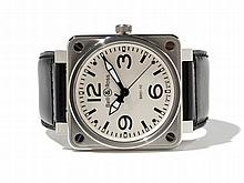 Bell & Ross Men's Aviation Watch, Switzerland, Around 2000