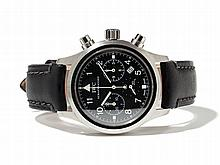IWC Pilot Chronograph, Ref. 374101, Switzerland, Around 2000