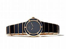 Eterna Galaxis Women's Watch, 18K Gold, Switzerland, 1987