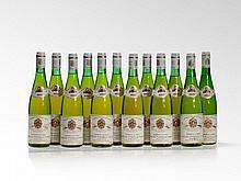 12 bottles 1976 Schmitt-Grans Riesling Kabinett, Mosel