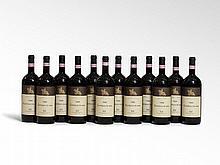 12 magnum bottles of 1999 Castello di Ama Chianti Classico