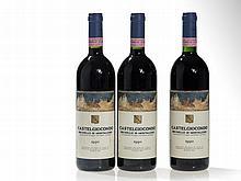 3 bottles 1990 Castelgiocondo Brunello di Montalcino, Toscany