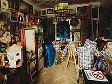 """Photography """"Padhis Apartment"""" by Padhi Frieberger, um 2010"""