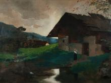 743: The Four Seasons: Landscape Paintings from 17th- 20th Century
