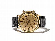 LeCoultre Memovox Wristwatch, Switzerland, Around 1960