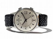 Jaeger LeCoultre Speed Beat Wristwatch, Switzerland, C. 1975
