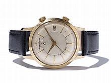 Jaeger LeCoultre Memovox Wristwatch, Switzerland, Around 1960
