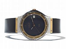Hublot MDM Geneve Wristwatch, Switzerland, Around 1990