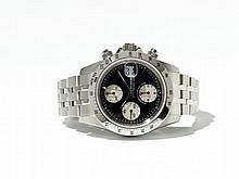 Tudor Prince Date Wristwatch, Switzerland, Around 2005