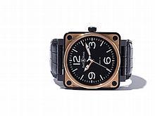 Bell & Ross Aviation Type Wristwatch, Switzerland, Around 2010