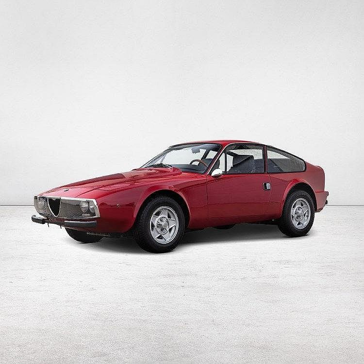 Alfa Romeo GT 1300 Junior Zagato, Model 1970