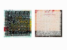 Mel Bochner, Blah, Blah, Blah + Background Noise, 2012