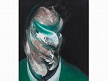 After Francis Bacon, Study for Head of Lucian Freud, 1967, 2015
