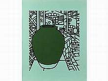 Patrick Caulfield, Jar, 1974