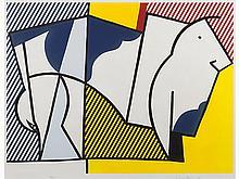 Roy Lichtenstein, Bull III, 1973