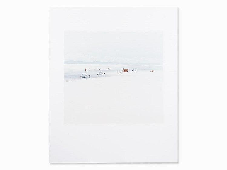 Julia Christe (b. 1973), 'White Sands #1', USA, 2000